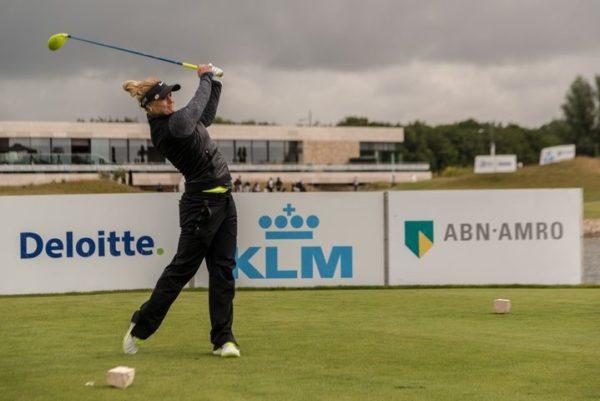 Deloitte sponsort golf