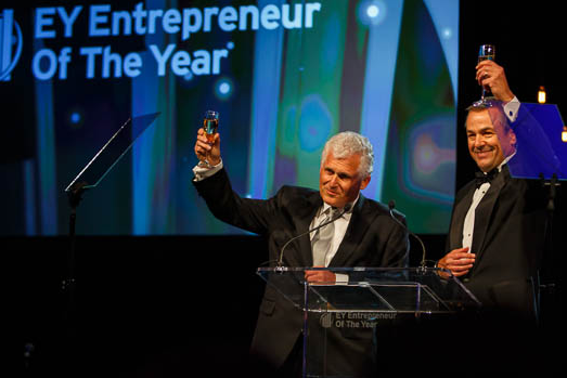 EY Entrepreneur Of the Year gala finale
