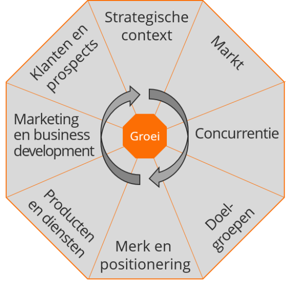 Strategische marketing en business development scan